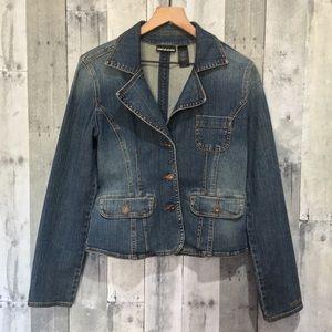 DKNY Jeans Medium Jean Jacket